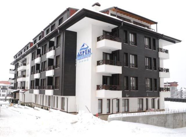 Aspen apartament house